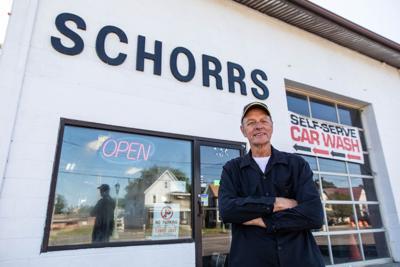 Schorr family selling LeRay Street car wash