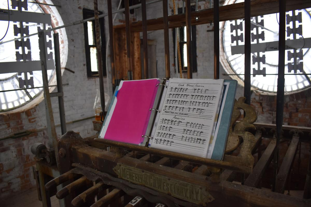 Church bells toll in honor of Armistice Day