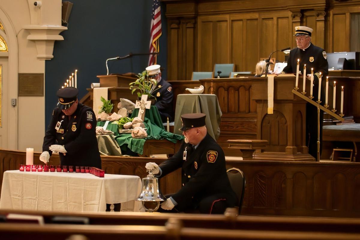 Fire chaplains convene again