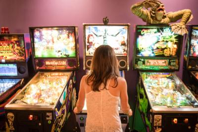 Competitive pinball is having a revival