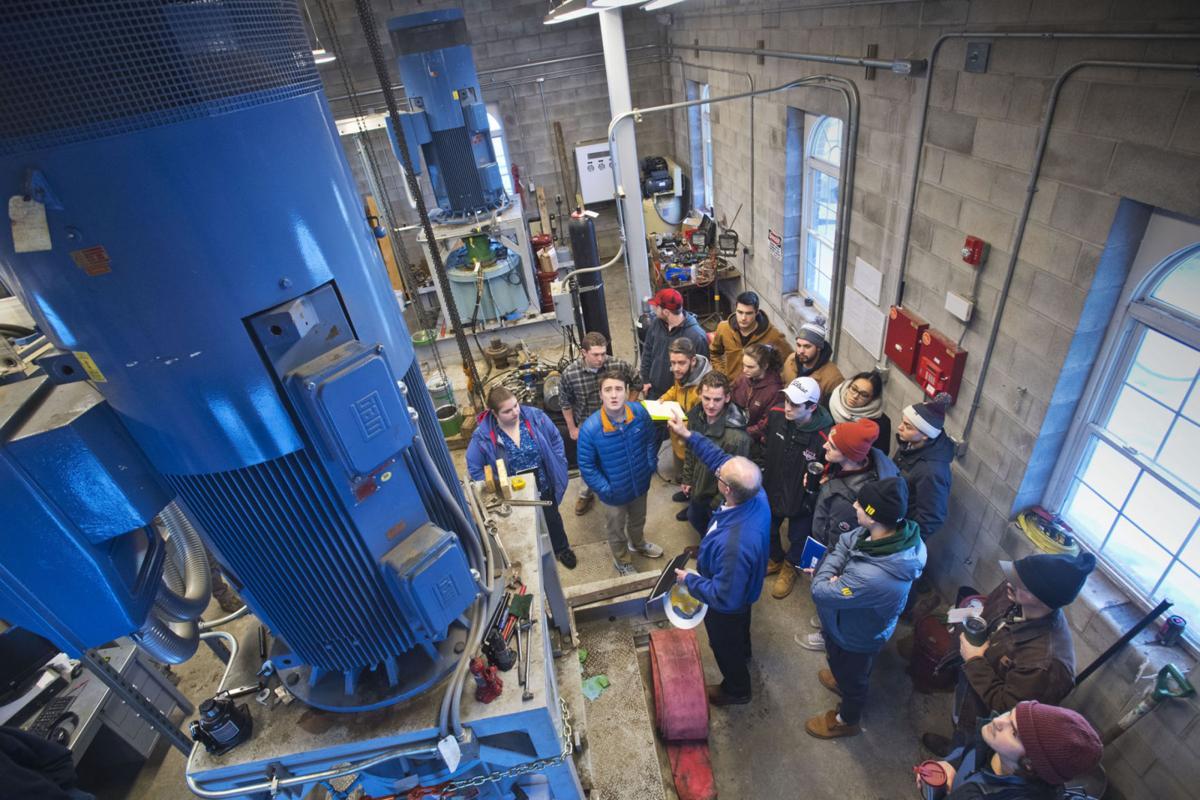 Clarkson students plan West Dam work
