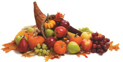 Oswego County Health Department and USDA provides Thanksgiving tips and resources