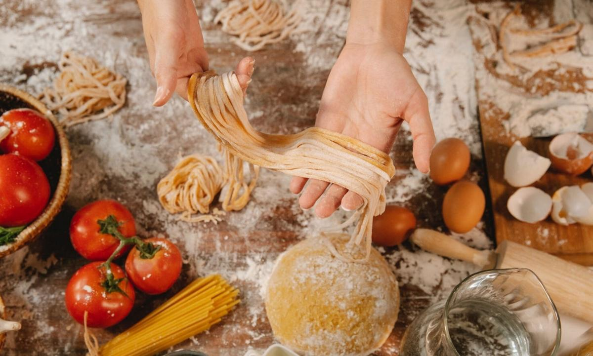 Is homemade pasta he next sourdough bread? We can only hope Here's how to make it