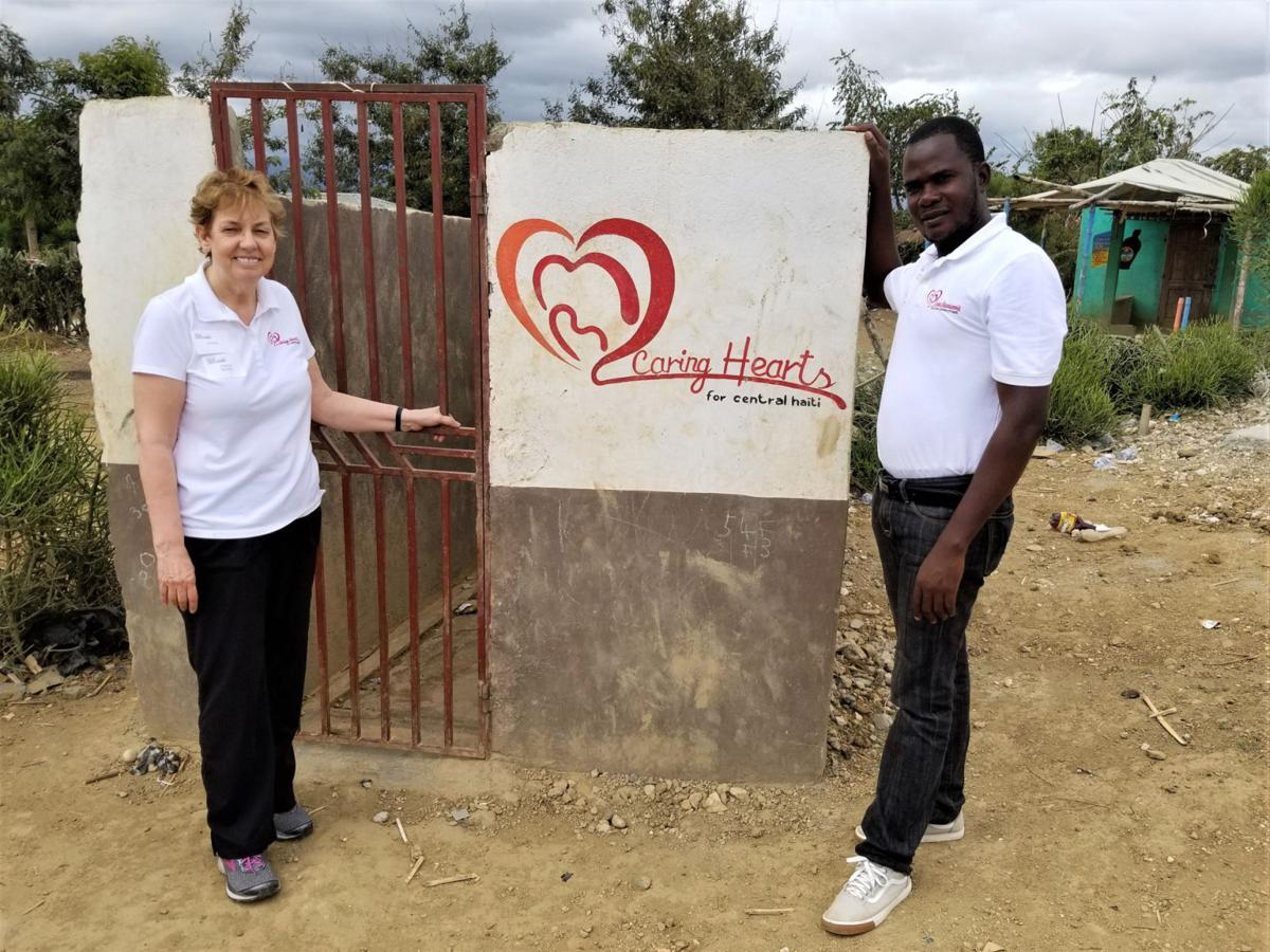 Group with local ties making a difference in Haiti