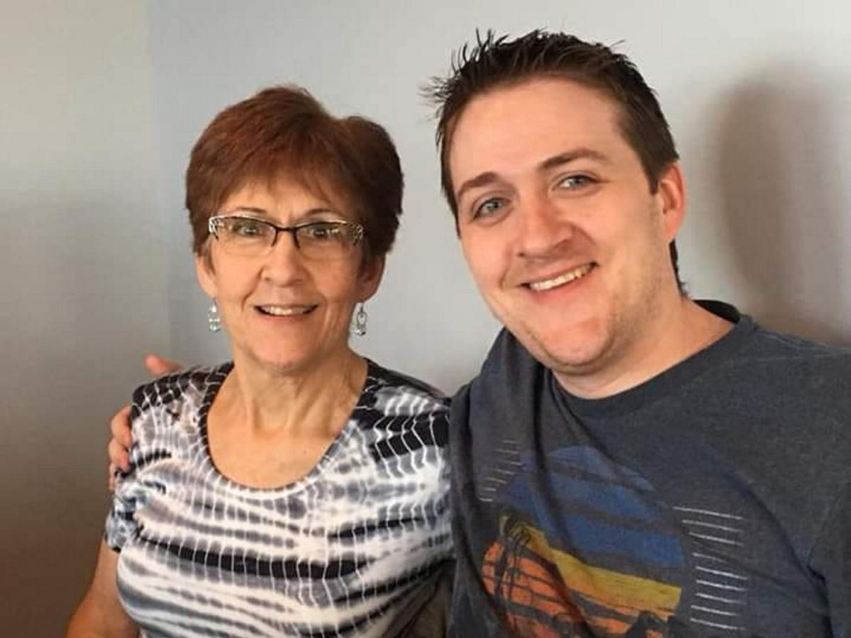 Outpouring in son's memory touches mom