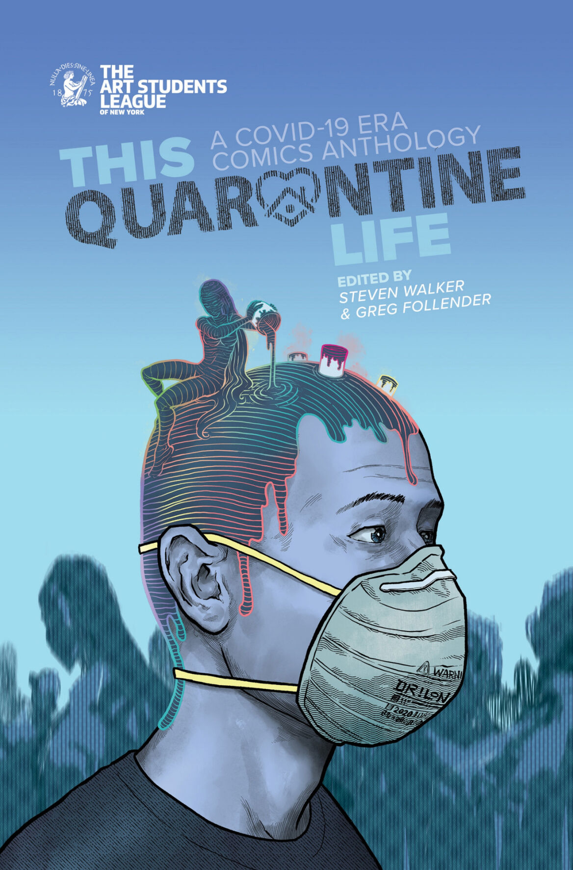 Young artists' comics capture quarantine experience