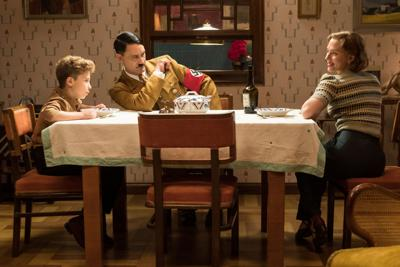 'Jojo Rabbit's' funny Hitler is part of a long and powerful tradition