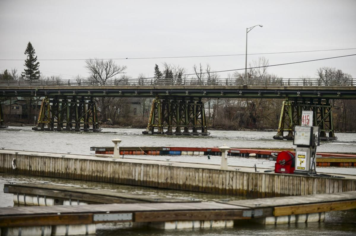 DOT aims to replace Chaumont span