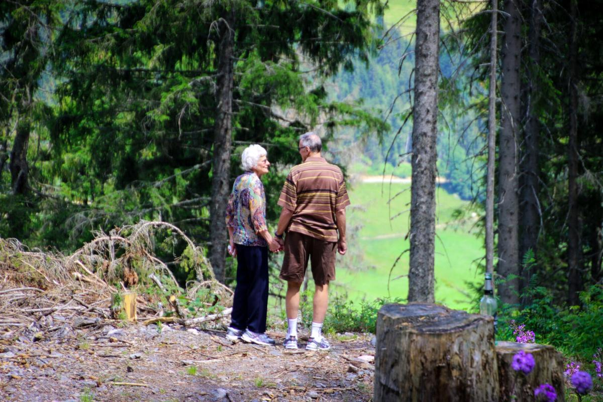 SENIORS having second thoughts about WHERE TO LIVE