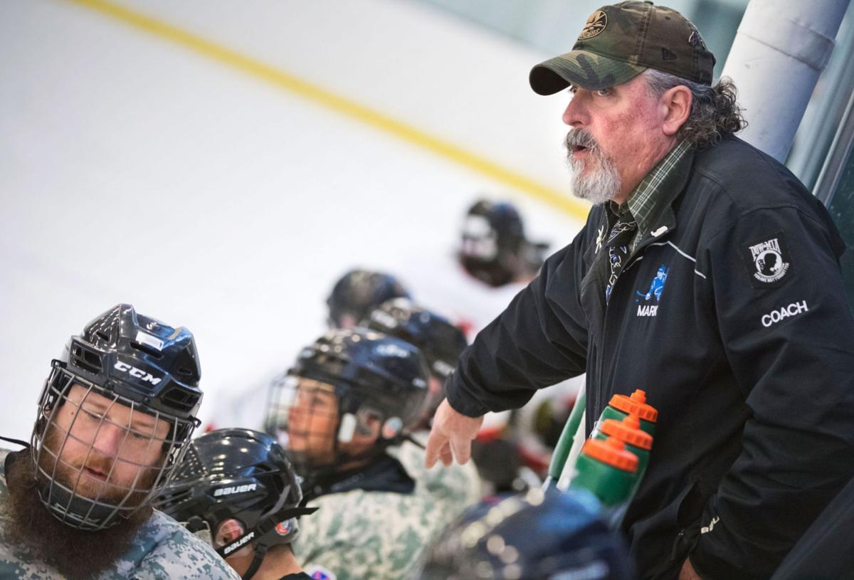 Sled hockey slides into Canton