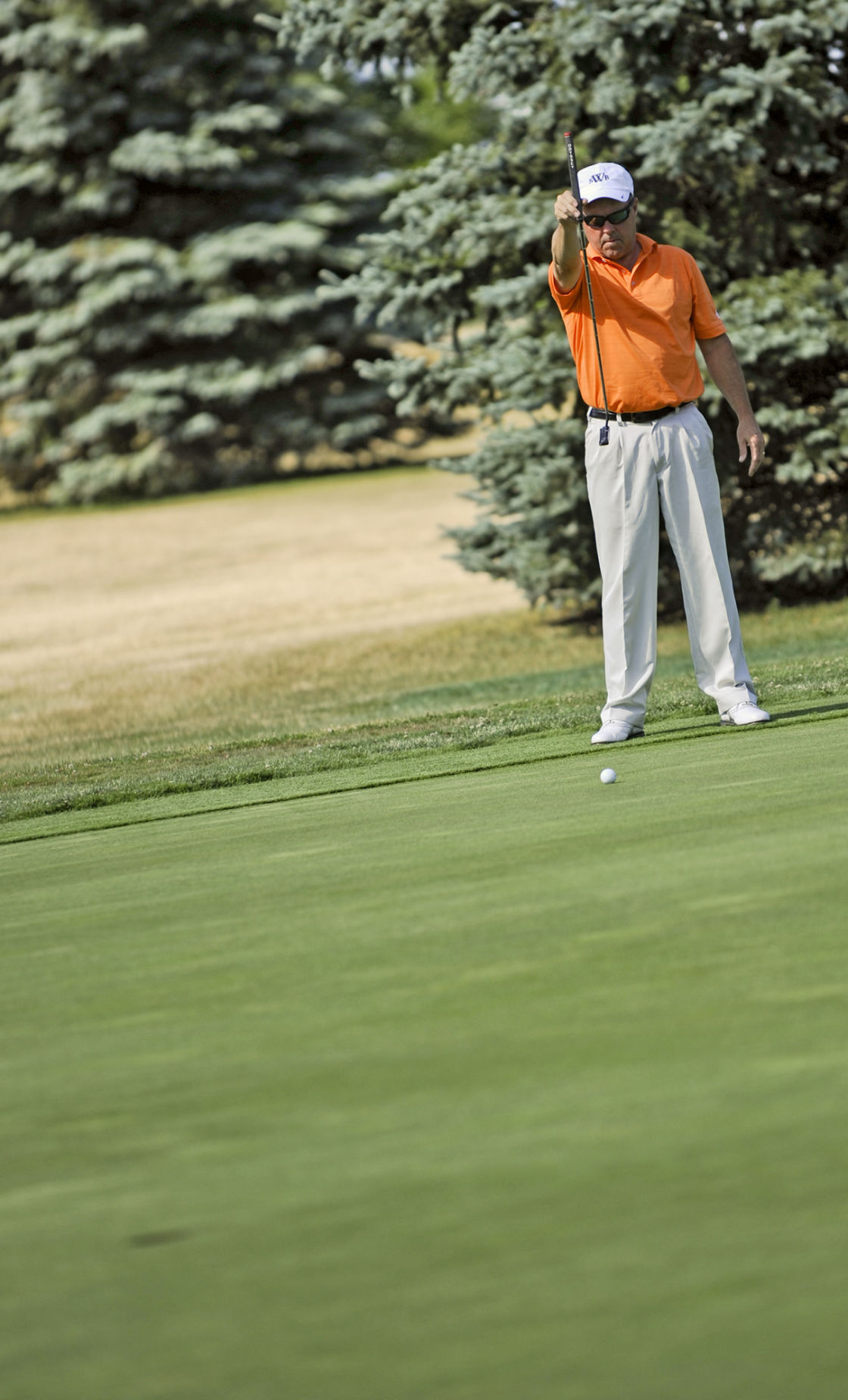 Local golf: Hughes edges Algie to win 14th Watertown City Golf