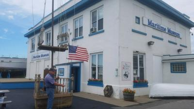 Free admission to H. Lee White Maritime Museum in honor of Patriot's Day
