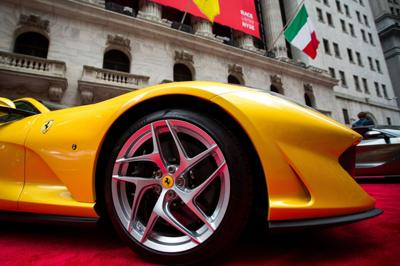 A Ferrari may be less polluting than you think
