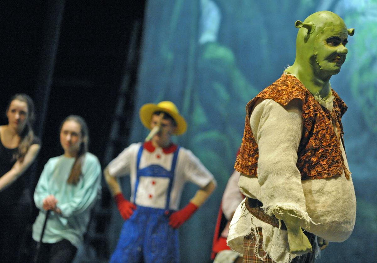 'Shrek' on deck Musical fairy tale coming to Indian River for 3 shows