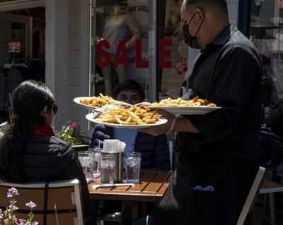 Fragile restaurant recovery faltering