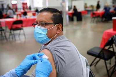 St. Lawrence vaccine clinics set next week