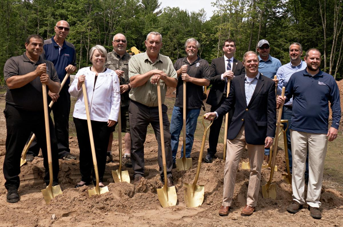 Hastings breaks ground on final phase of its water project