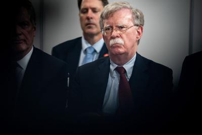 Bolton criticizes Trump's courtship of North Korea
