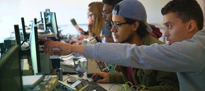 SUNY Oswego's engineering programs earn ABET accreditation