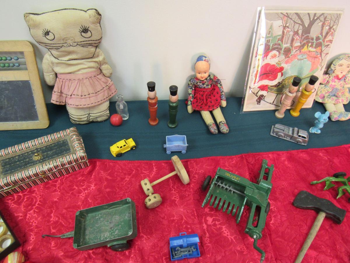 Toys fill Massena venue