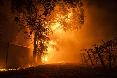 Quiet California fire season quickly turned