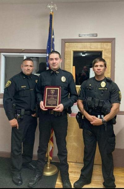 Norfolk police officer honored