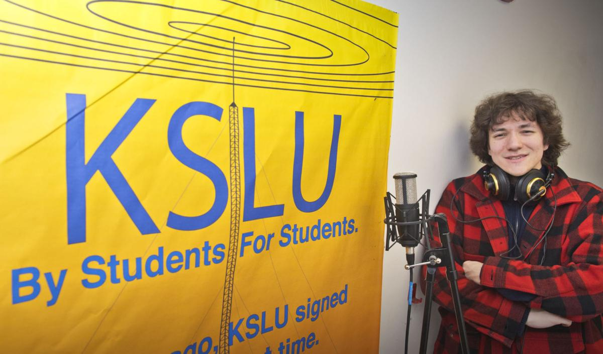 Student-run radio station chronicled