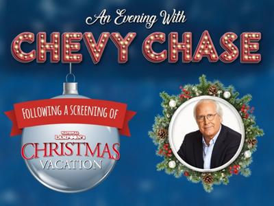 Spend 'Christmas' with Chevy Chase