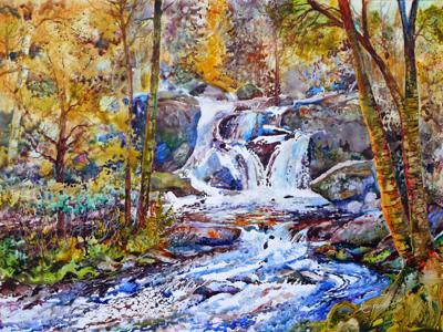 SUNY Oswego's Syracuse campus to host CNY Watercolor Society exhibition
