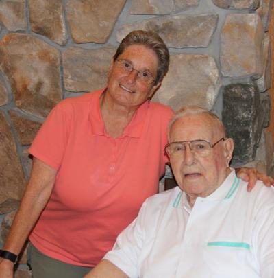 Canton man celebrates 100th birthday