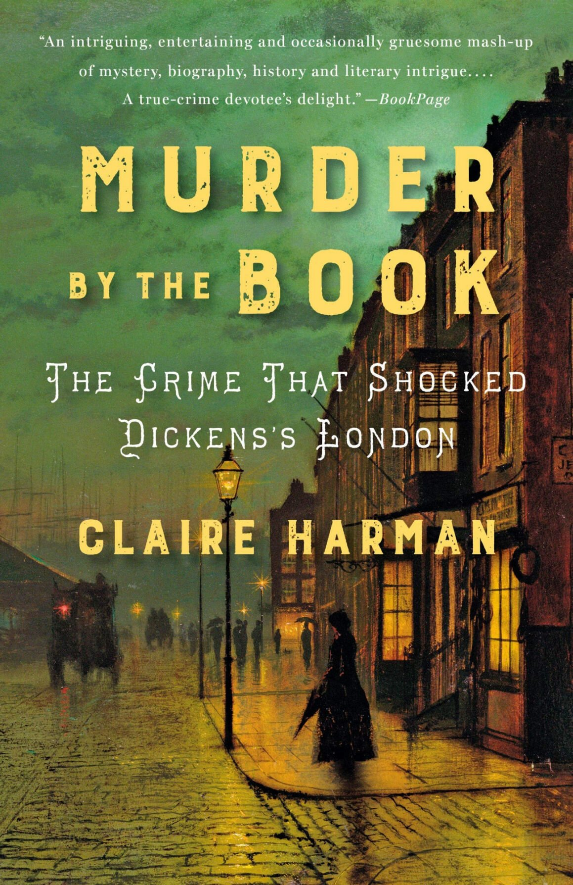 Crime books to take you to other times and places