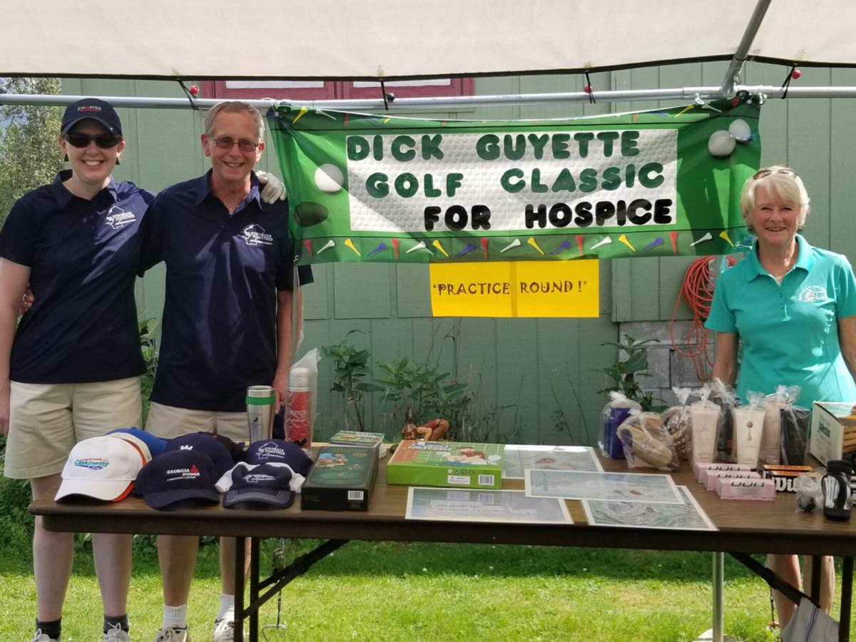 Practice Round held in lieu of Dick Guyette Golf Classic