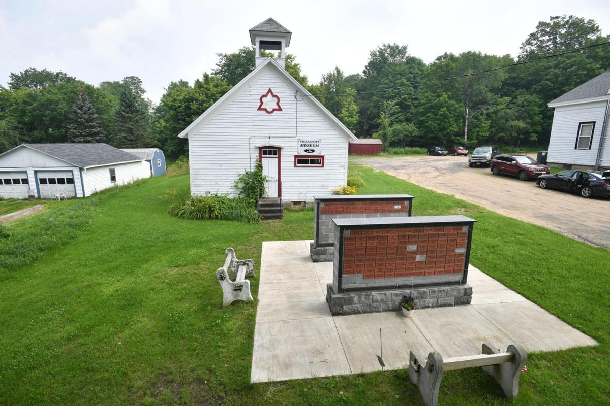 Pierrepont Veterans Memorial to be moved