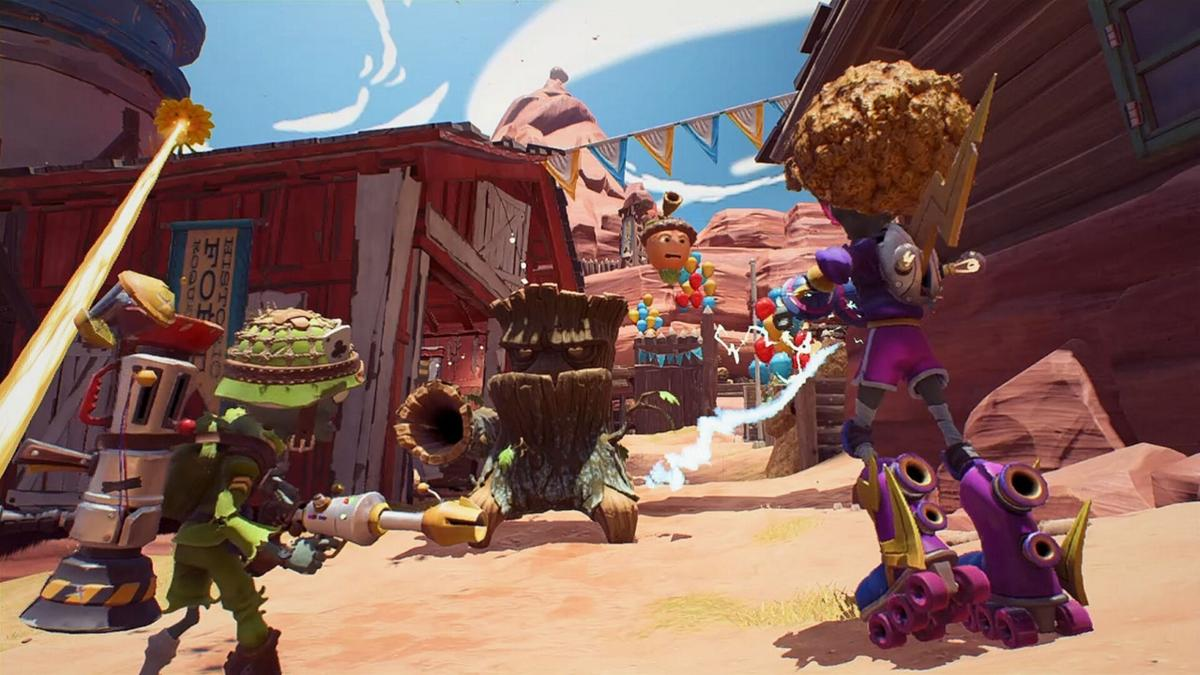 The new 'Plants Vs. Zombies' changes the game