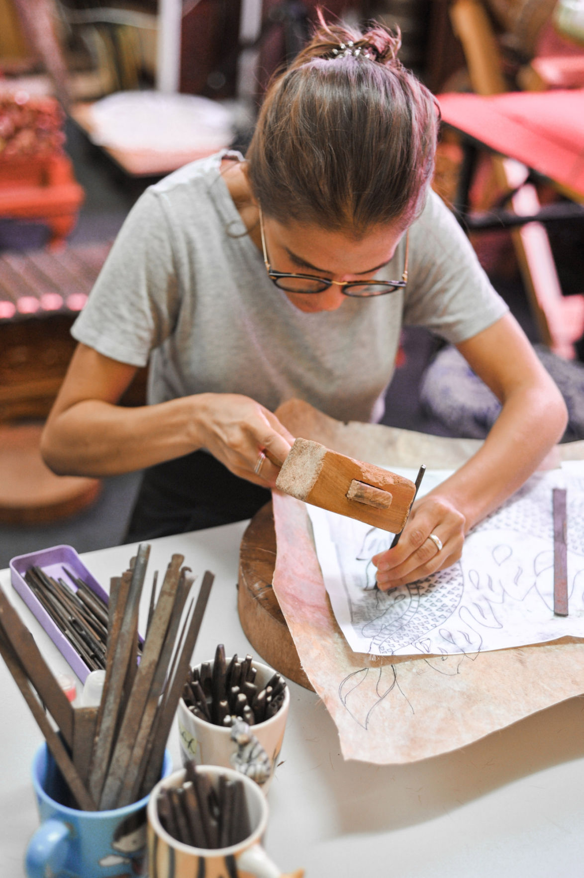 For crafty travelers, DIY classes are the ultimate souvenir