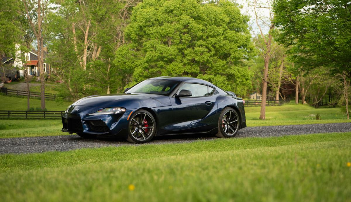 Toyota's sports car is Supra cool