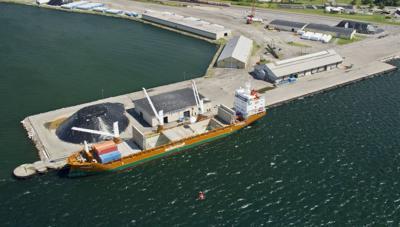 Port work expands Ogdensburg services