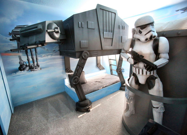 Disney's Star Wars inspires themed rentals in Florida | Lifestyle