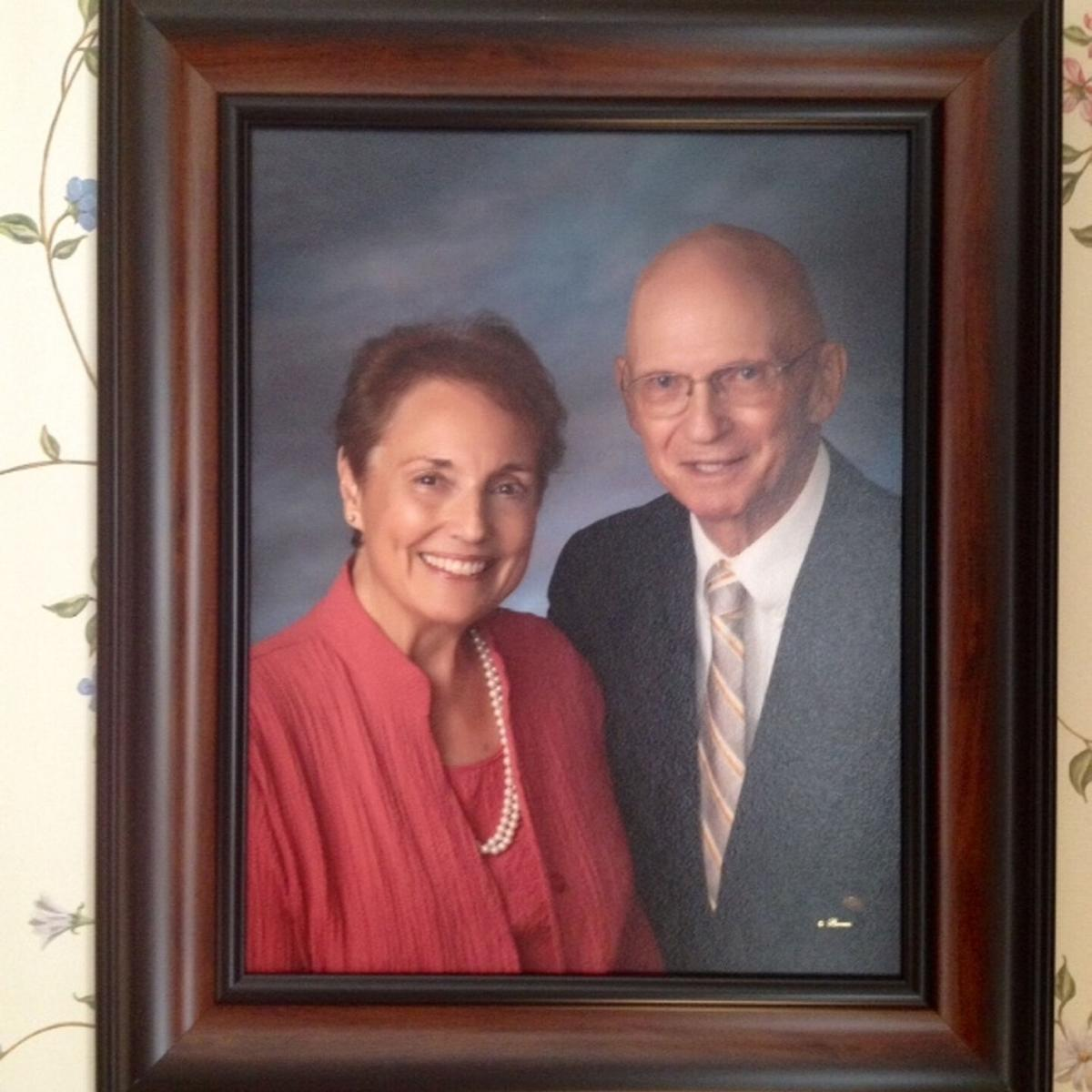 Mr. and Mrs. Stephen J. Perry, 50 years
