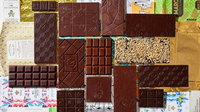 There's more great chocolate available than ever