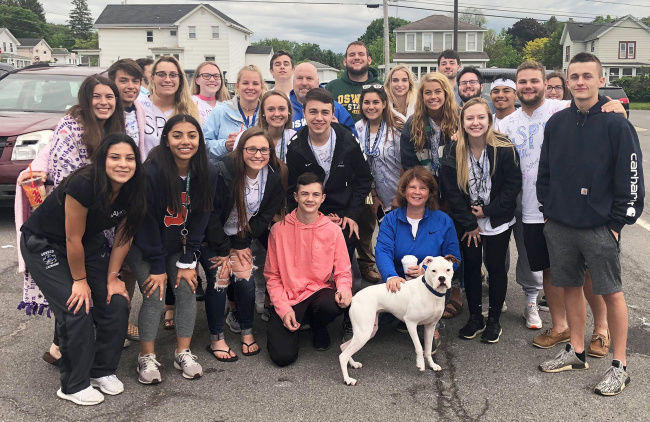 OHS senior prank marks final day of classes for 2019 graduates