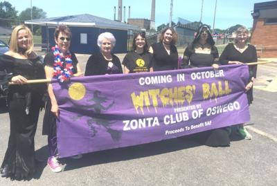 """Zonta """"Witches Ball"""" to conjure up more fun"""