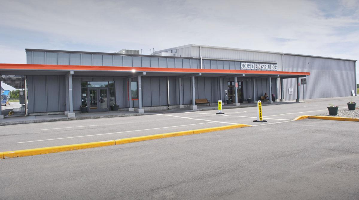 Ogdensburg airport sees steady growth