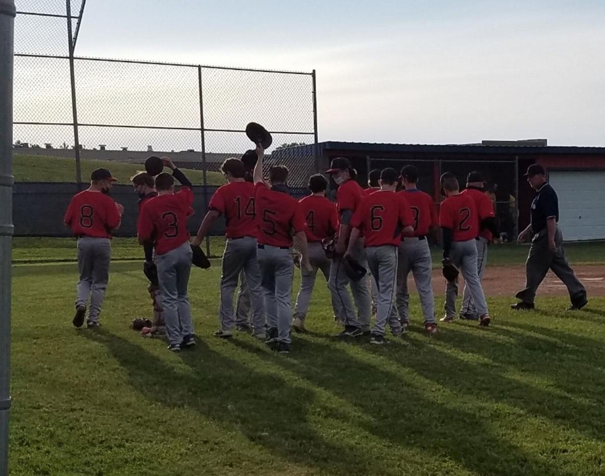 300th victory for Pulaski varsity baseball coach Butch Taplin