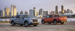 Ford Maverick pickup doesn't exist, but reservations are soaring.