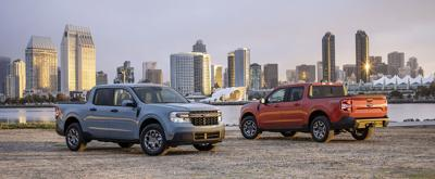 Ford Maverick pickup doesn't exist, but reservations are soaring