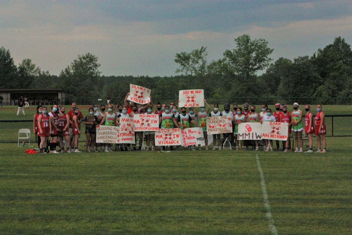 Shamrocks, Red Raiders unite for worthy cause