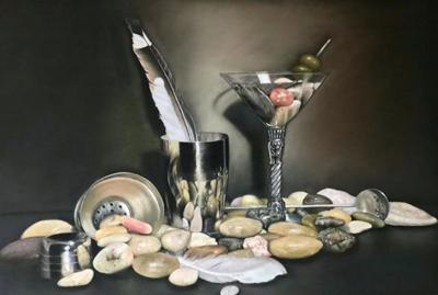 juried art competition exclusively online this year