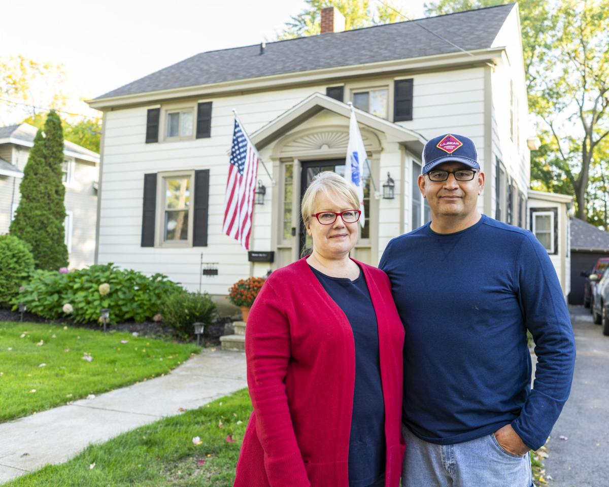 For Watertown couple, home is where the heart is and where the 'shabbiness' was
