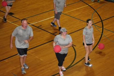 Dodge, duck, dip, dive, and dodge! Dodgeball tournament hits the YMCA Nov. 15
